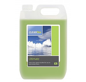 Ultimate – heavy duty cleaner excellent for use on slip-resistant floors