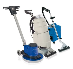 CleanTex Floor Cleaning Machines