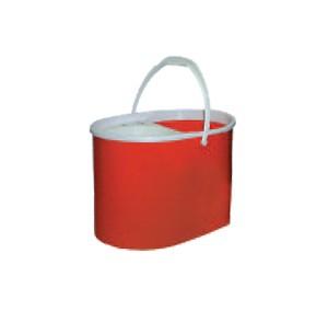 Oval Plastic Mop Bucket & Wringer