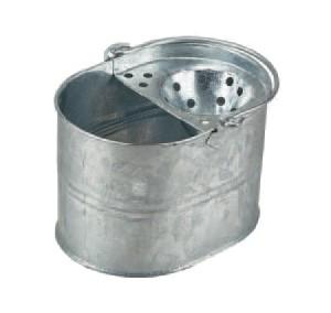 Galvanised Mop Bucket & Wringer