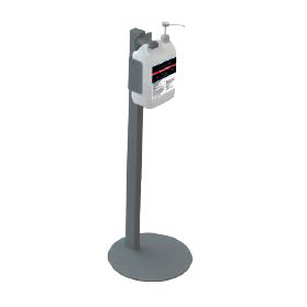 5L Sanitiser Secure Standing Station