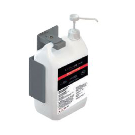 5L Sanitiser Secure Wall Mounted Station